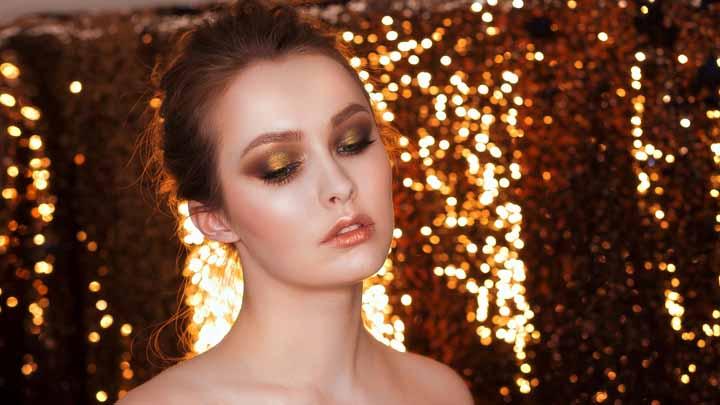 maquillaje-oro